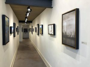 Hotel Windrow Art Preview at Ellensburg Gallery One